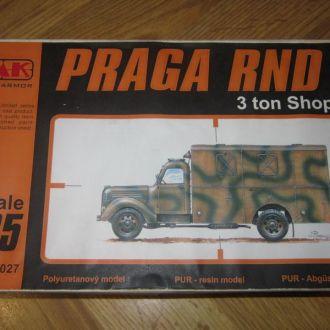 CMK RA027 Praga RND 3ton shop van, 1/35