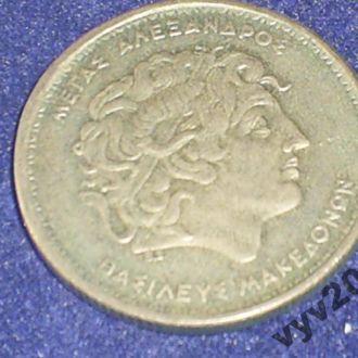 Греция-1990 г.-100 драхм