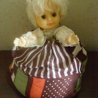 Кукла на самовар, старинная. ссср
