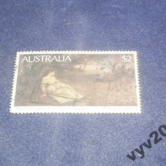 Австралия-1981 г.-Живопись (полная)