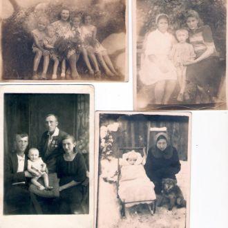 4 фото семьи молодого фронтовика