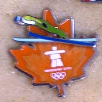 спорт, лыжи, трамплин, олимпиада Ванкувер