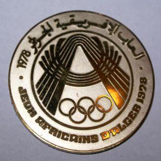 спорт, медаль, Африканские игры,
