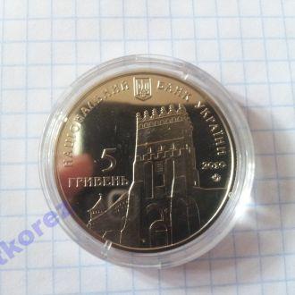 234 монета 925 років Луцьк Луцк 2010 5 грн