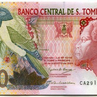Сан Томе и Принсипи 20000 добрас 2004 UNC ПРЕСС