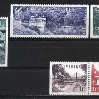 Швеция 1979 MNH