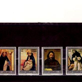Живопись.Ватикан Тициан и др. 4м.19