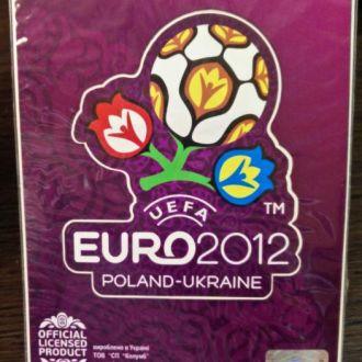 Наклейка ЕВРО-2012