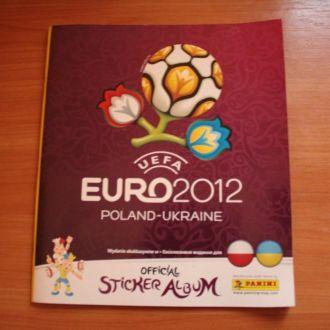 Euro 2012: Official Sticker Album PANINI