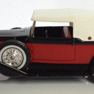 Packard Victoria 1930 Matchbox Y 15