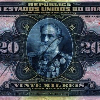 Бразилия 20 милрейс