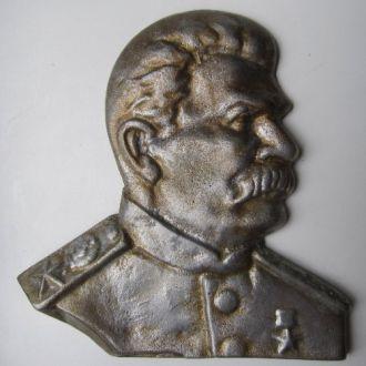 Барельеф из СССР . Сталин