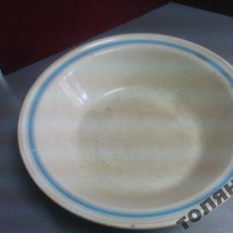тарелка. интересное клеймо