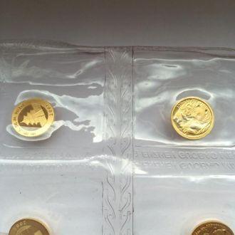 20 юаней 2005 Панда 1 / 20 унц золота 1,55 гр