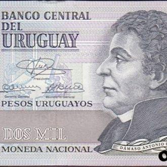 URUGUAY / УРУГВАЙ - 2000 Pesos 2003 - UNC - OLM
