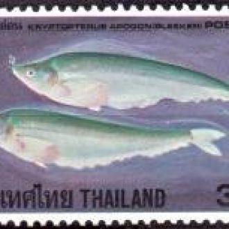 Thailand / Таиланд - Рыбы 3м 1978 OLM-OPeN