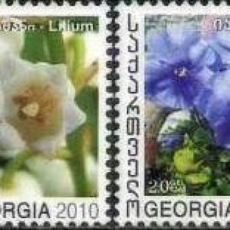 Georgia / Грузия - Цветы 4 м 2010 - OLM-OPeN