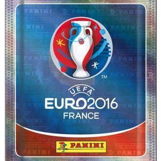 !NEW! EURO 2016 ЕВРО ФУТБОЛ UEFA10 пакетов наклеек