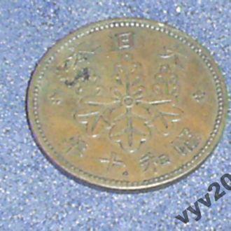 Япония-1930 г.-1 сена