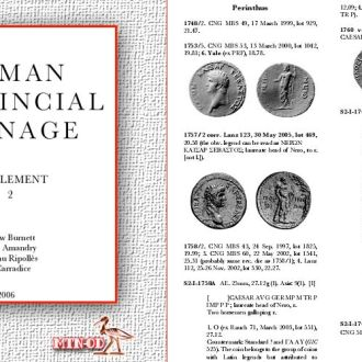 Монеты Римских провинций Roman Provincial Coin