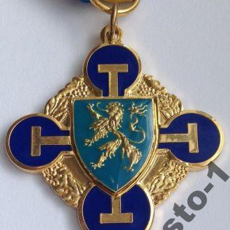 Галицький хрест 90 річча від дня проголошення ЗУНР 1918 2008