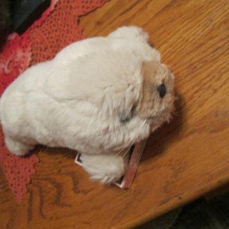моржик белек морж тюлень фирменная игрушка мягкая