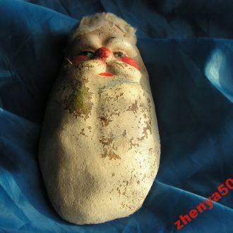 Дед мороз ( голова  пресс опилки )
