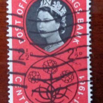 Великобритания,королева,1961г