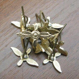 Эмблема СССР лётчики