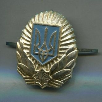 Кокарда МВС Україна