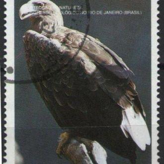Сан Томе 1992 Фауна птицы гигантский Орел UNCED