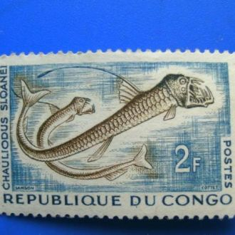 Фауна рыба-зомби