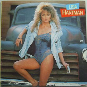 LISA HARTMAN (1982)  LP EX+/EX(+)