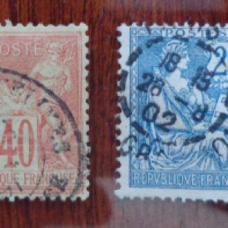 Франция,1876г.,М65-30евро