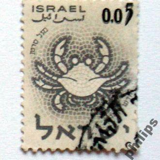 Израиль - Краб