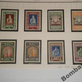 Литва 364-71А