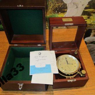 Хронометр Thomas Merser, Идеал, 2 коробки, Паспорт