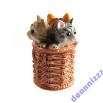 Наперсток коллекционный Котята, В наличии!