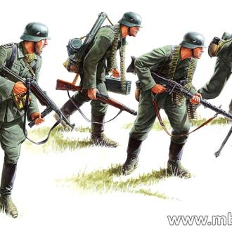 Master Box 3513 German panzergrenadiers (1939-1942