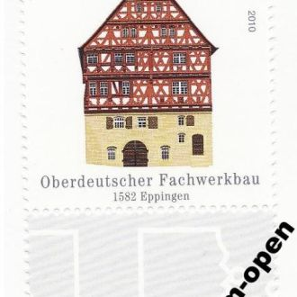 Germany / Германия - Дом, Eppingen 1582 - 2010 OLM