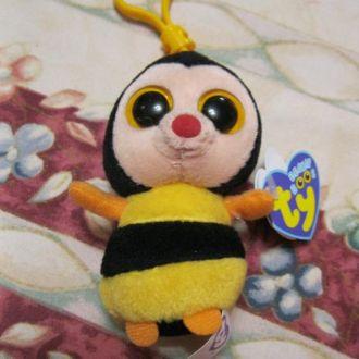 TU.пчелка.брелок.пчела.ИГРУШКА фирменная новая жук