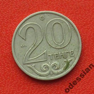 Казахстан 20 тенге 2006