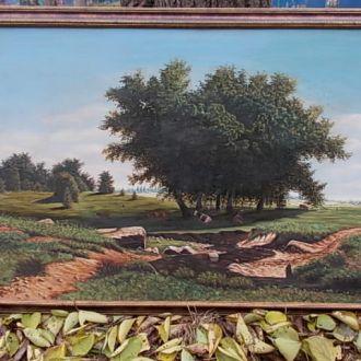 Картина художника Рублеха  1958 г.