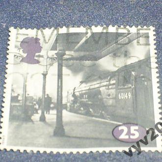 Англия-1994 г.-Поезд