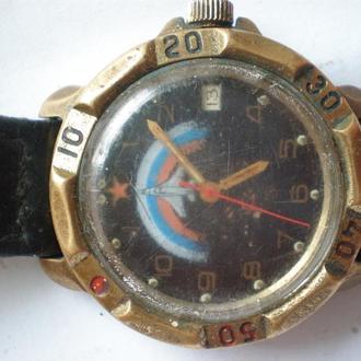 часы Восток Командирские рабочий баланс 06032