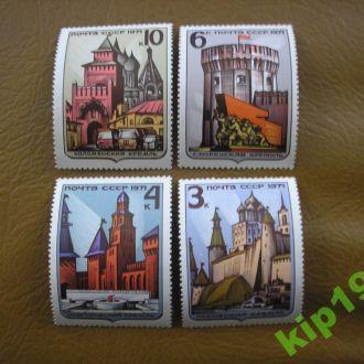 СССР. 1971. памятники **