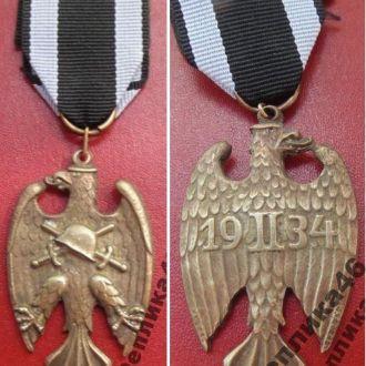 Почётный Знак Австрийского Хаймвера 1934