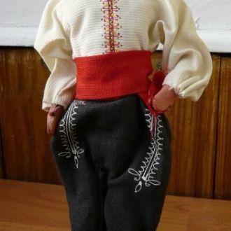 Кукла в национальной одежде 21см