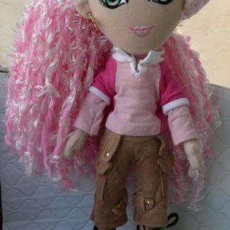 Лялька кукла 33см в шапці