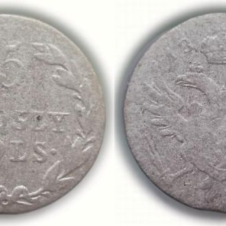 5 грошей 1819 г. IB